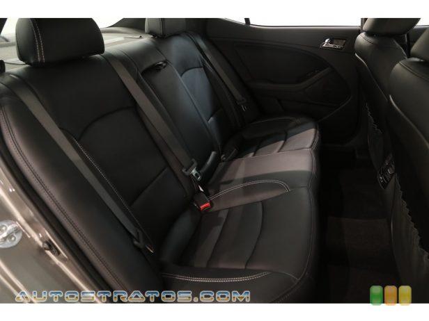 2013 Kia Optima SX 2.0 Liter GDI Turbocharged DOHC 16-Valve 4 Cylinder 6 Speed Sportmatic Automatic