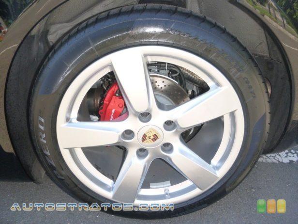 2014 Porsche Boxster S 3.4 Liter DFI DOHC 24-Valve Variocam Plus Flat 6 Cylinder 7 Speed Porsche Doppelkupplung (PDK) Automatic