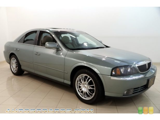 2004 Lincoln LS V6 3.0 Liter DOHC 24-Valve VCT-i V6 5 Speed Automatic