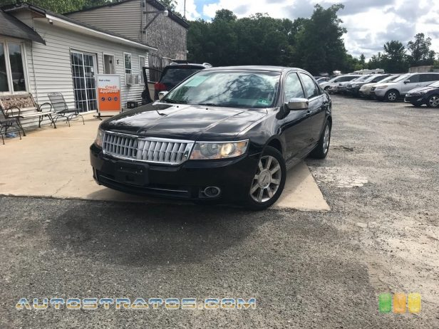 2008 Lincoln MKZ AWD Sedan 3.5 Liter DOHC 24-Valve VVT V6 6 Speed Automatic