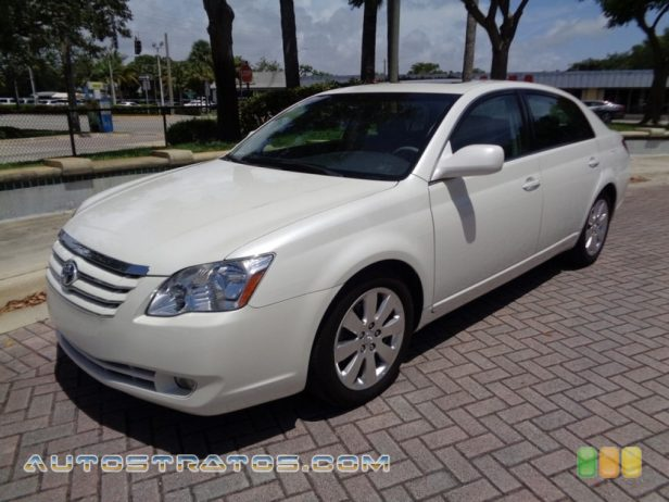 2007 Toyota Avalon XLS 3.5L DOHC 24V VVT-i V6 5 Speed Sequential Shift Automatic