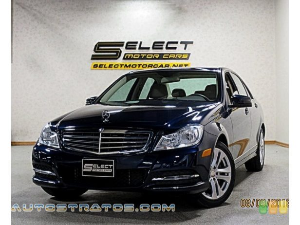 2014 Mercedes-Benz C 300 4Matic Luxury 3.5 Liter DI DOHC 24-Valve VVT V6 7 Speed Automatic