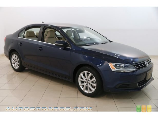 2014 Volkswagen Jetta SE Sedan 1.8 Liter FSI Turbocharged DOHC 16-Valve VVT 4 Cylinder 6 Speed Tiptronic Automatic