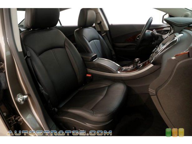 2012 Buick LaCrosse FWD 3.6 Liter SIDI DOHC 24-Valve VVT V6 6 Speed Automatic