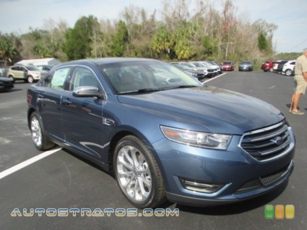 2018 Ford Taurus Limited 3.5 Liter DOHC 24-Valve Ti-VCT V6 6 Speed Automatic