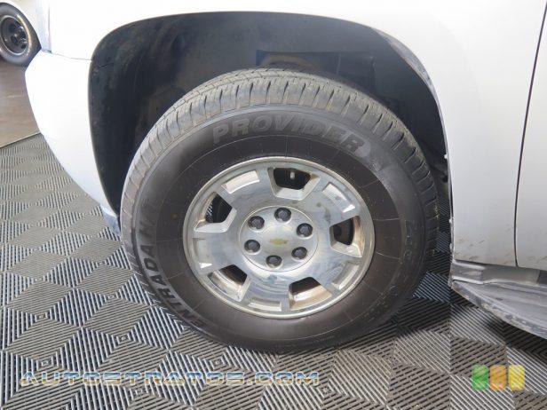 2011 Chevrolet Tahoe LT 4x4 5.3 Liter Flex-Fuel OHV 16-Valve VVT Vortec V8 6 Speed Automatic