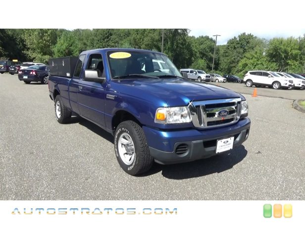 2009 Ford Ranger XLT SuperCab 2.3 Liter DOHC 16-Valve Duratec 4 Cylinder 5 Speed Automatic