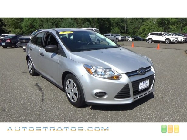 2013 Ford Focus S Sedan 2.0 Liter GDI DOHC 16-Valve Ti-VCT Flex-Fuel 4 Cylinder 6 Speed Automatic