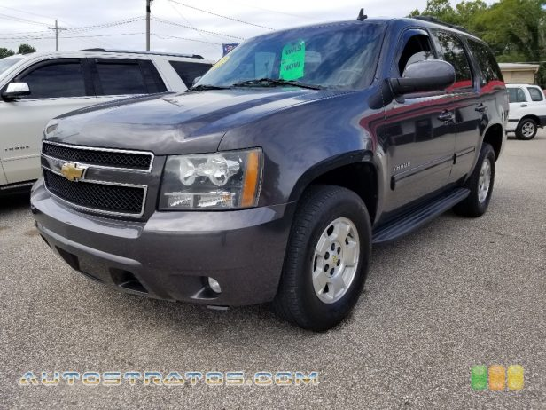 2010 Chevrolet Tahoe LT 4x4 5.3 Liter OHV 16-Valve Flex-Fuel Vortec V8 6 Speed Automatic