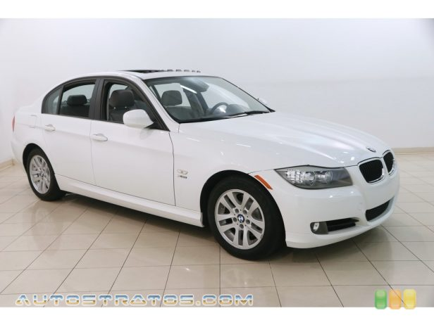 2010 BMW 3 Series 328i xDrive Sedan 3.0 Liter DOHC 24-Valve VVT Inline 6 Cylinder 6 Speed Steptronic Automatic