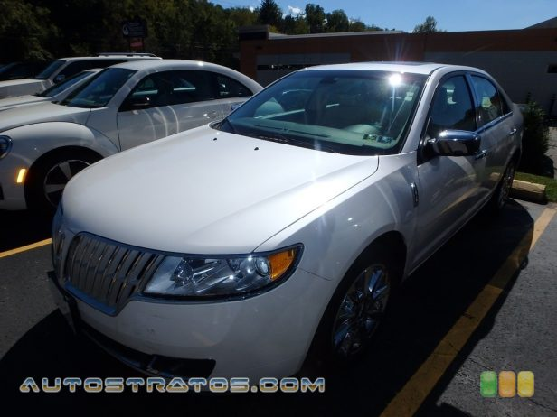 2012 Lincoln MKZ FWD 3.5 Liter DOHC 24-Valve iVCT Duratec V6 6 Speed Select Shift Automatic