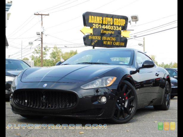 2008 Maserati GranTurismo  4.2 Liter DOHC 32-Valve V8 6 Speed ZF Paddle-Shift Automatic