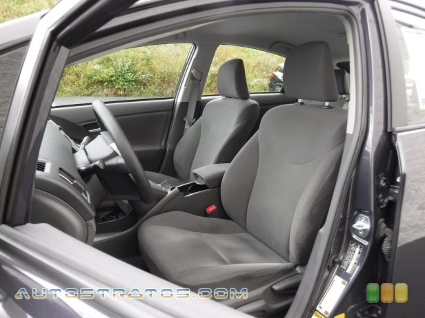 2011 Toyota Prius Hybrid III 1.8 Liter DOHC 16-Valve VVT-i 4 Cylinder Gasoline/Electric Hybri ECVT Automatic