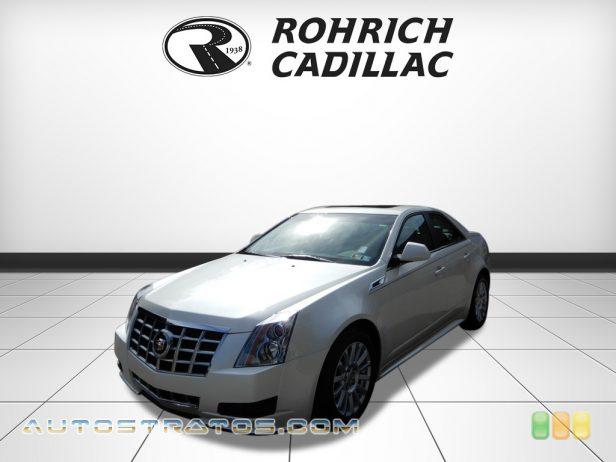 2013 Cadillac CTS 4 3.0 AWD Sedan 3.0 Liter DI DOHC 24-Valve VVT V6 6 Speed Automatic