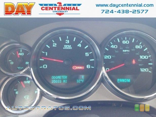 2013 Chevrolet Silverado 1500 LT Extended Cab 4x4 5.3 Liter OHV 16-Valve VVT Flex-Fuel Vortec V8 6 Speed Automatic