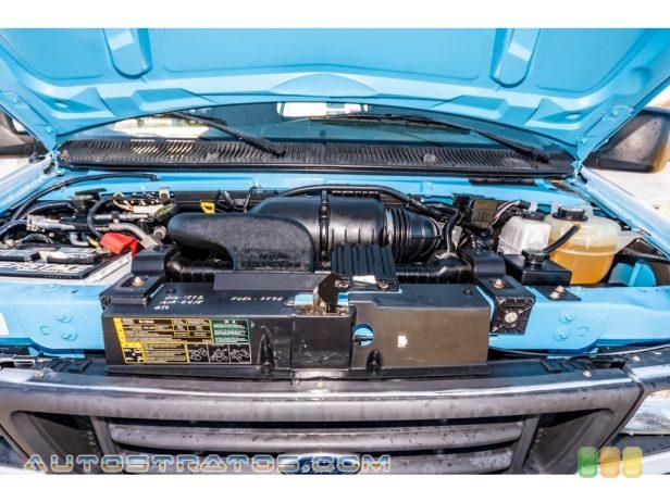2006 Ford E Series Van E350 XL 15 Passenger 5.4 Liter SOHC 16-Valve Triton V8 4 Speed Automatic