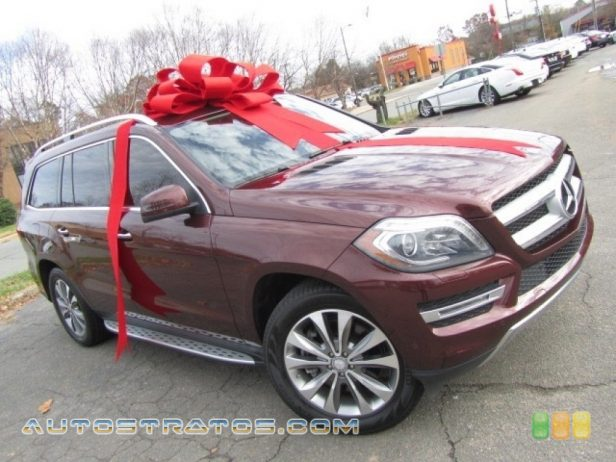 2013 Mercedes-Benz GL 450 4Matic 4.6 Liter biturbo DI DOHC 32-Valve VVT V8 7 Speed Automatic