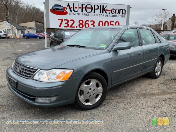2003 Toyota Avalon XLS 3.0 Liter DOHC 24-Valve V6 4 Speed Automatic