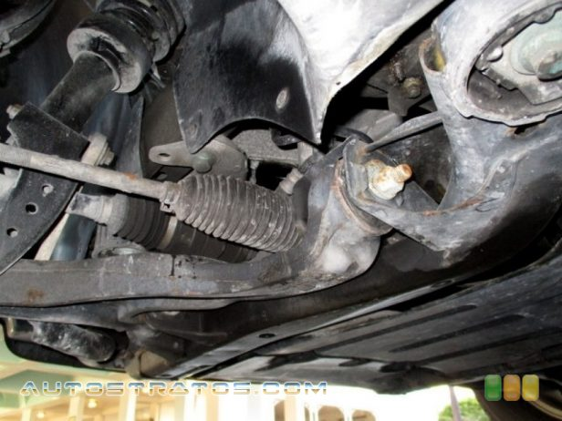 2004 Volkswagen Touareg V6 3.2 Liter DOHC 24-Valve V6 6 Speed Automatic