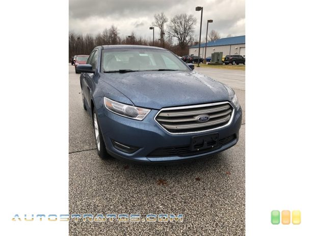 2019 Ford Taurus SEL 3.5 Liter DOHC 24-Valve Ti-VCT V6 6 Speed Automatic