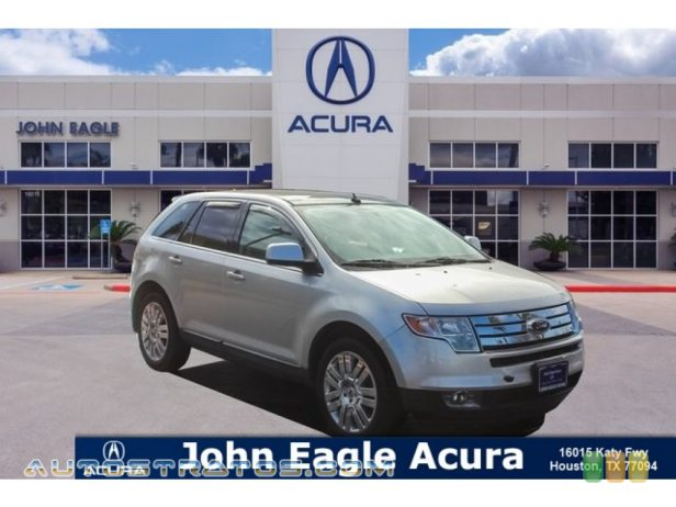 2010 Ford Edge Limited 3.5 Liter DOHC 24-Valve iVCT Duratec V6 6 Speed Automatic
