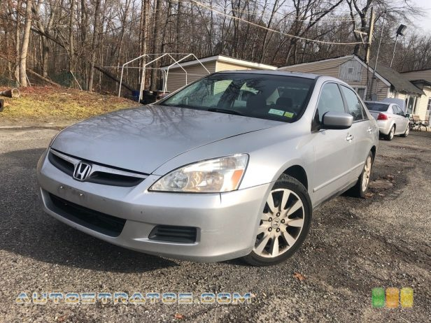 2007 Honda Accord SE V6 Sedan 3.0 Liter SOHC 24-Valve VTEC V6 5 Speed Automatic