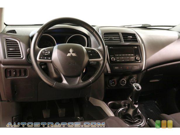 2014 Mitsubishi Outlander Sport ES 2.0 Liter DOHC 16-Valve MIVEC 4 Cylinder 5 Speed Manual