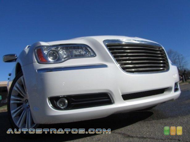 2012 Chrysler 300 C 5.7 Liter HEMI OHV 16-Valve VVT MDS V8 5 Speed AutoStick Automatic