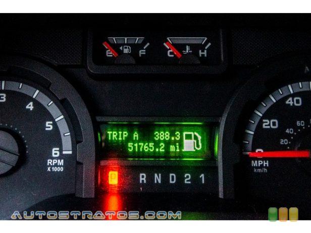 2012 Ford E Series Van E150 Cargo 4.6 Liter SOHC 16-Valve Flex-Fuel Triton V8 4 Speed Automatic