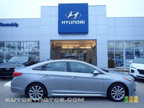 2016 Hyundai Sonata Limited 2.4 Liter GDI DOHC 16-Valve D-CVVT 4 Cylinder 6 Speed SHIFTRONIC Automatic