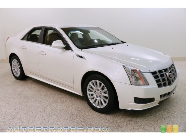 2012 Cadillac CTS 4 3.0 AWD Sedan 3.0 Liter DI DOHC 24-Valve VVT V6 6 Speed Automatic