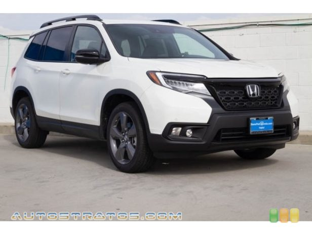 2019 Honda Passport Touring 3.5 Liter SOHC 24-Valve i-VTEC V6 9 Speed Automatic