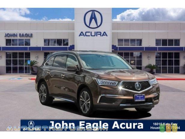 2019 Acura MDX  3.5 Liter SOHC 24-Valve i-VTEC V6 9 Speed Automatic