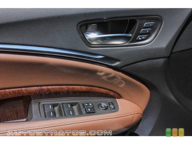 2019 Acura MDX AWD 3.5 Liter SOHC 24-Valve i-VTEC V6 9 Speed Automatic