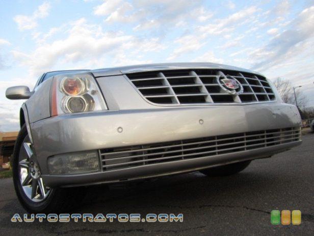 2010 Cadillac DTS Luxury 4.6 Liter DOHC 32-Valve Northstar V8 4 Speed Automatic