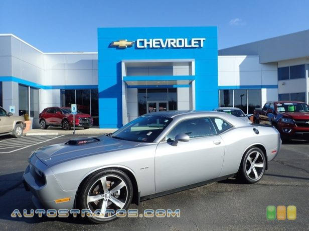 2014 Dodge Challenger R/T Shaker Package 5.7 Liter HEMI OHV 16-Valve VVT V8 6 Speed Manual