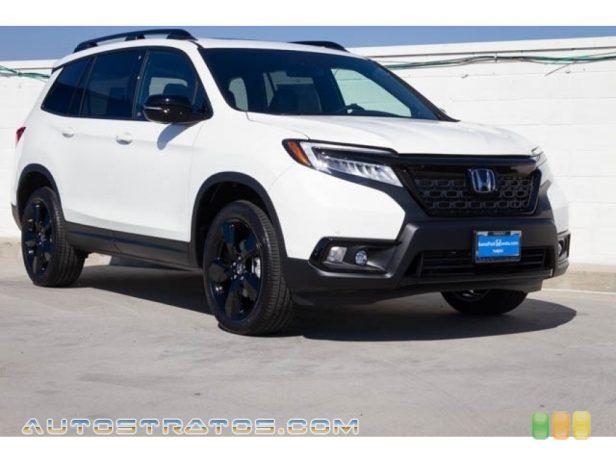 2019 Honda Passport Elite AWD 3.5 Liter SOHC 24-Valve i-VTEC V6 9 Speed Automatic