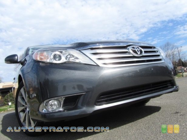 2011 Toyota Avalon Limited 3.5 Liter DOHC 24-Valve Dual VVT-i V6 6 Speed ECT-i Automatic