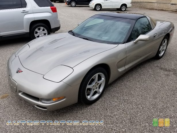 2001 Chevrolet Corvette Coupe 5.7 Liter OHV 16-Valve LS1 V8 4 Speed Automatic