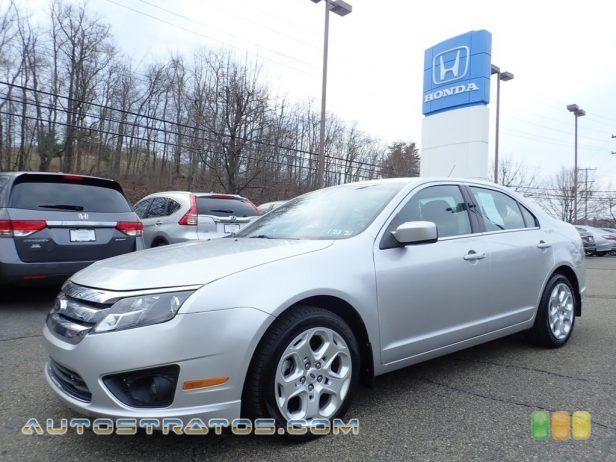 2011 Ford Fusion SE 2.5 Liter DOHC 16-Valve VVT Duratec 4 Cylinder 6 Speed Automatic