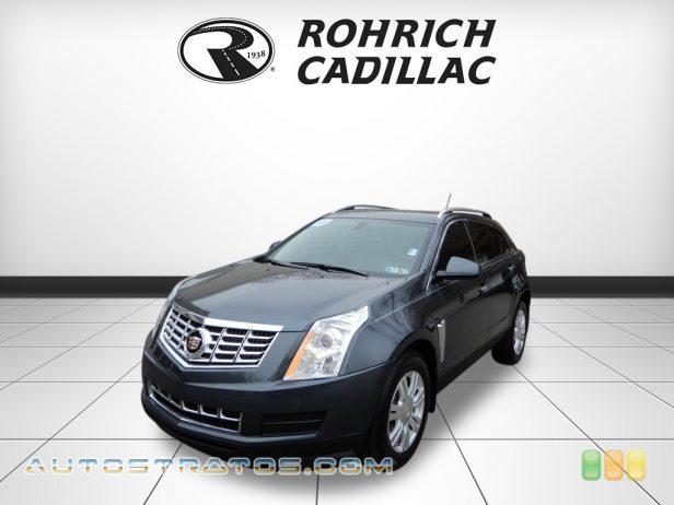 2013 Cadillac SRX Luxury AWD 3.6 Liter SIDI DOHC 24-Valve VVT V6 6 Speed Automatic