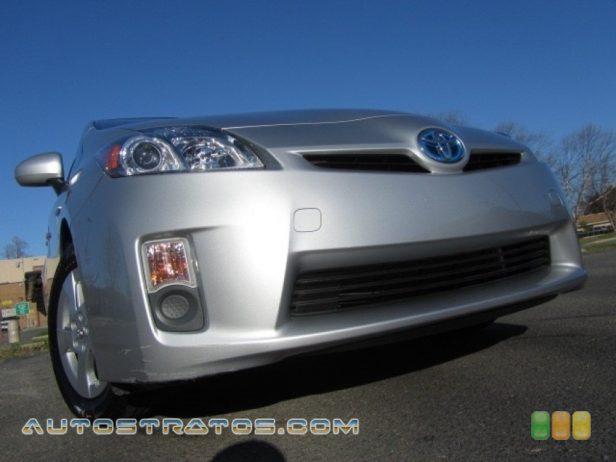2010 Toyota Prius Hybrid III 1.8 Liter DOHC 16-Valve VVT-i 4 Cylinder Gasoline/Electric Hybri ECVT Automatic