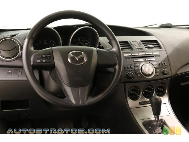 2011 Mazda MAZDA3 i Sport 4 Door 2.0 Liter DOHC 16-Valve VVT 4 Cylinder 5 Speed Sport Automatic