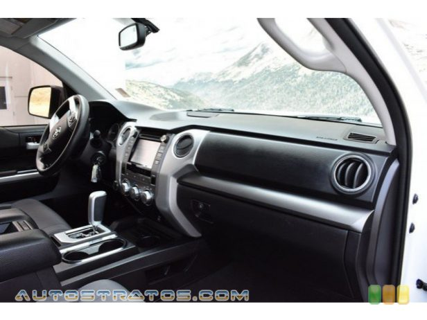 2016 Toyota Tundra SR5 CrewMax 4x4 5.7 Liter i-Force DOHC 32-Valve VVT-i V8 6 Speed ECT-i Automatic