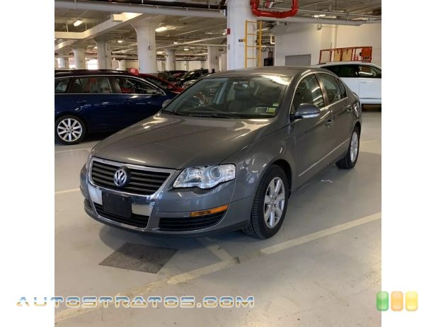 2006 Volkswagen Passat 2.0T Sedan 2.0L DOHC 16V Turbocharged 4 Cylinder 6 Speed Tiptronic Automatic