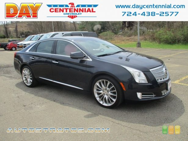 2013 Cadillac XTS Platinum AWD 3.6 Liter SIDI DOHC 24-Valve VVT V6 6 Speed Automatic