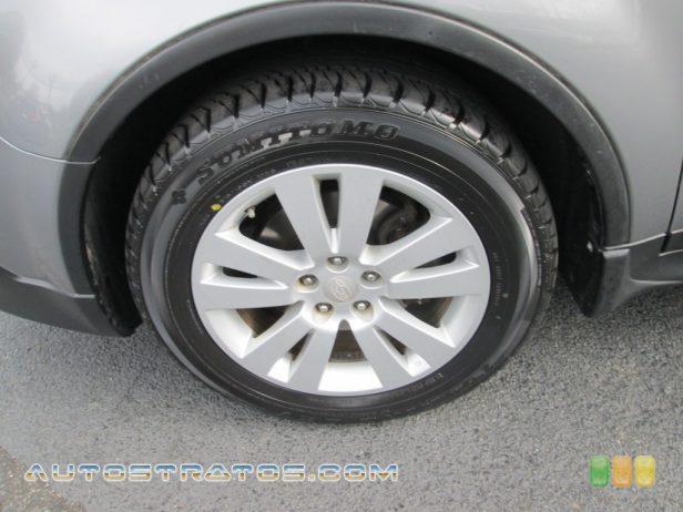 2008 Subaru Tribeca Limited 5 Passenger 3.6 Liter DOHC 24-Valve VVT Flat 6 Cylinder 5 Speed Sportshift Automatic