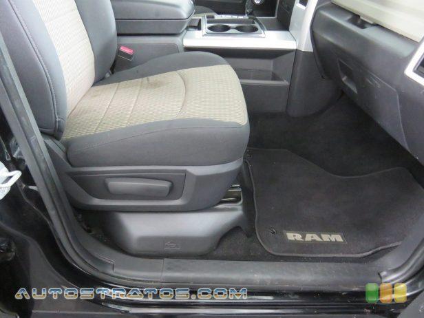 2012 Dodge Ram 1500 Big Horn Crew Cab 4x4 5.7 Liter HEMI OHV 16-Valve VVT MDS V8 6 Speed Automatic
