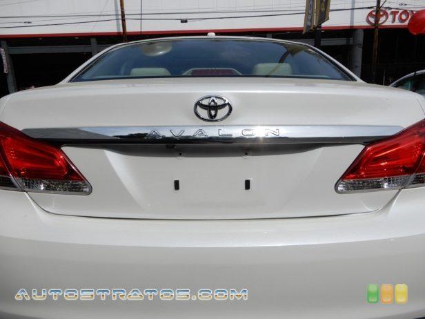 2012 Toyota Avalon Limited 3.5 Liter DOHC 24-Valve Dual VVT-i V6 6 Speed ECT-i Automatic