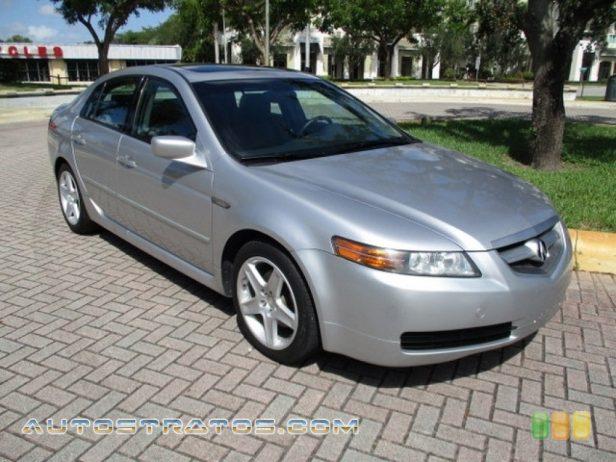 2006 Acura TL 3.2 3.2 Liter SOHC 24-Valve VTEC V6 5 Speed Automatic